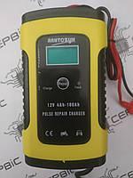 Зарядний пристрій для автомобіля/акумулятора ZYX-J10 (автомобільна зарядка), фото 1