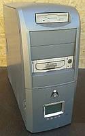 Компьютер (2-ядра, 2гига) + корпус с жк-екраном