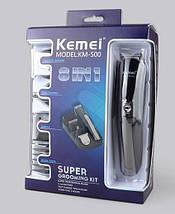 Стайлер Kemei Km-500, фото 3