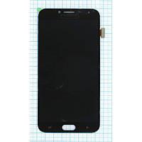 Модуль (дисплей + сенсор) Samsung J400 / J4 2018 + Touchscreen Black (рег.подсветка / light change)
