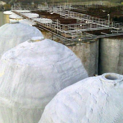 Звукоизоляция емкостей и резервуаров полиуретаном, фото 2