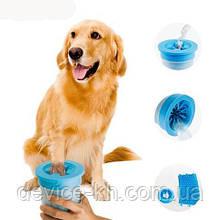 Лапомойка для собак Soft Gentle