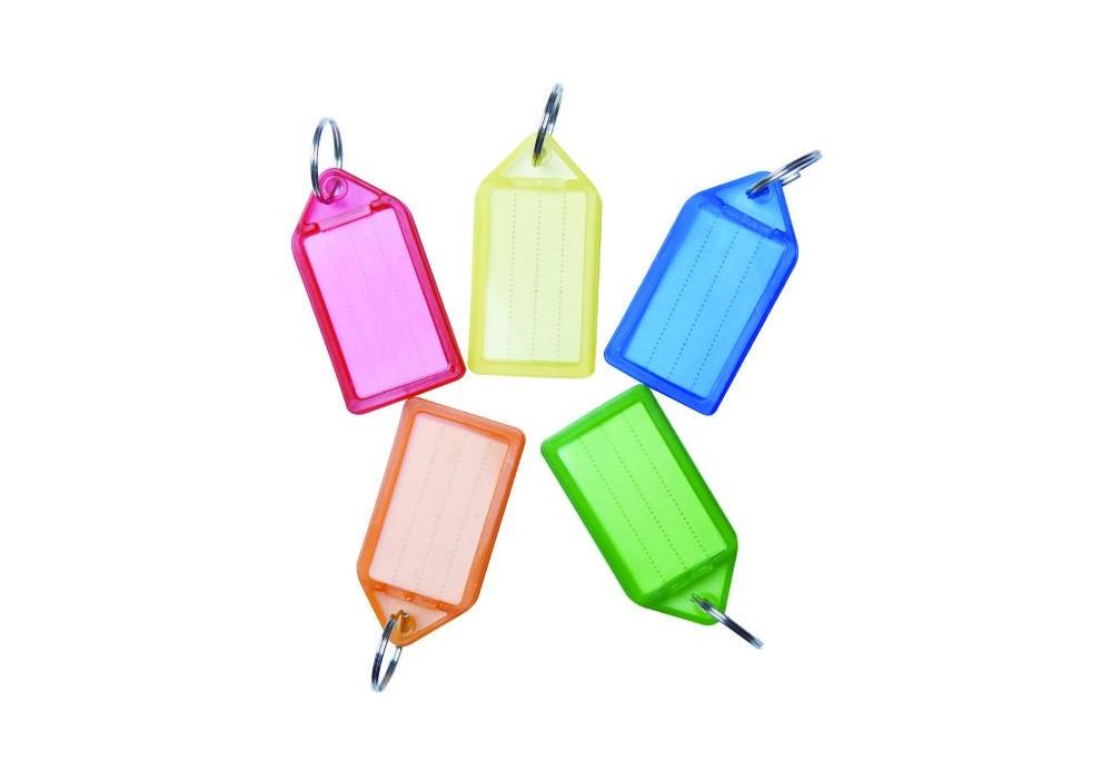 Брелок пластиковый для ключей  55*28