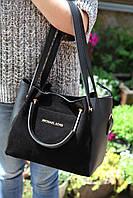 Женская сумка Michael Korsнатур замш