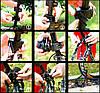 Складной замок для велосипеда BIKIGHT, фото 4