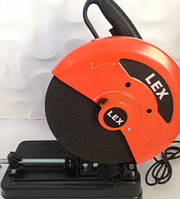 🔶 Монтажная пила(металорез, труборез) LEX - LXCM295 / 2900 Вт / Гарантия.