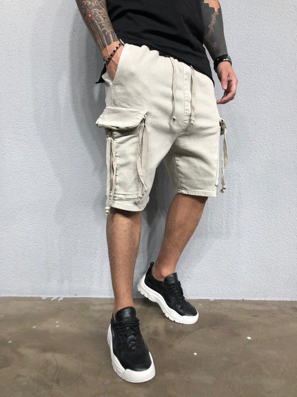 😜 Шорты - Мужские шорты с карманами