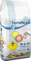 Terraflex - F (18-6-19 + 3 MgO + TE) - для квіткових культур та газонних трав (25кг)