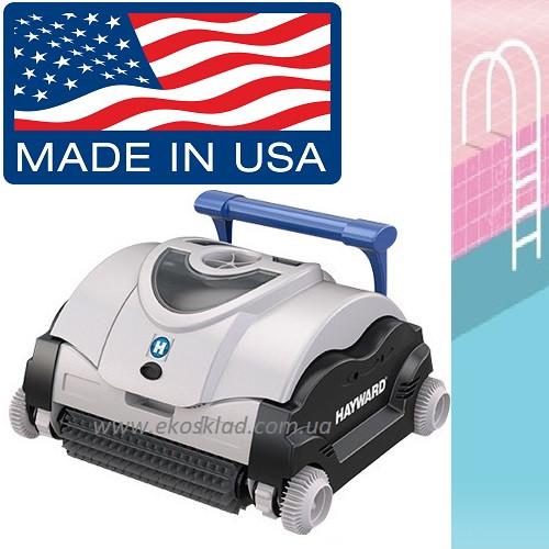 Робот-пылесос Hayward SharkVac бело-синий для бассейна