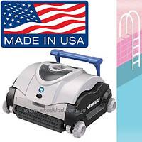 Робот-пылесос Hayward SharkVac бело-синий для бассейна, фото 1