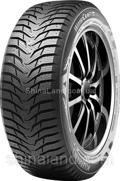 Зимние шины Kumho WinterCraft Ice Wi31 215/55 R17 98T XL шип Корея 2017