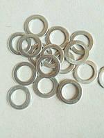 Шайбы алюминиевые от 6 мм. до 38 мм. шайба алюминиевая 6х10х1,5 мм