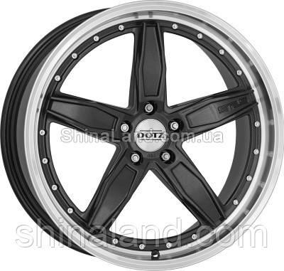 Литые диски DOTZ SP5 dark 8x18 5x120 ET42 dia72,6 (GMLO)