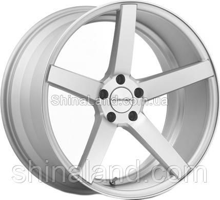 Литые диски Vossen CV3 10x19 5x120 ET36 dia72,6 (MT SIL MF)