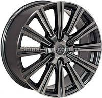 Литые диски Zorat Wheels ZW-BK5166 8,5x20 6x139,7 ET25 dia106,1 (GP)