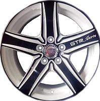Литые диски Sportmax Racing SR3111Z 7x16 5x112 ET38 dia67,1 (WBF)