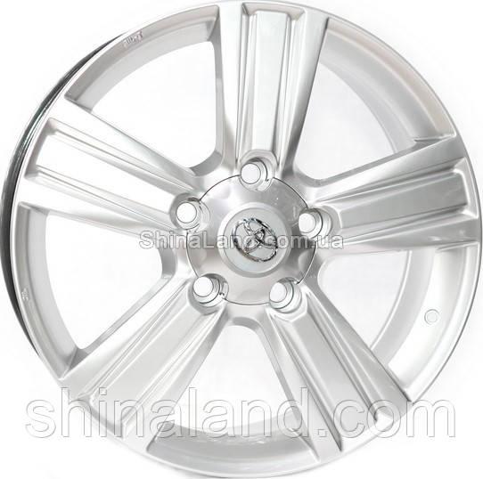 Литые диски Replica Toyota R5525 8,5x20 5x150 ET60 dia110,1 (HS)