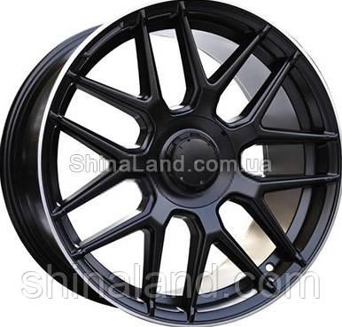 Литые диски Replica Mercedes-Benz RBK5318 9,5x20 5x112 ET43 dia66,6 (MBPL)