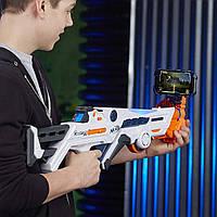 Nerf Laser Ops Burst Fire Combat Blaster Лазер Опс Лазерный бластер