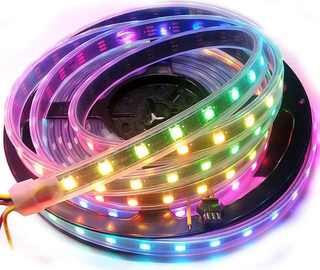 Світлодіодна LED стрічка 12V, 24V