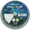 Traxdata Blue-Ray диски BD-R printable (под печать)