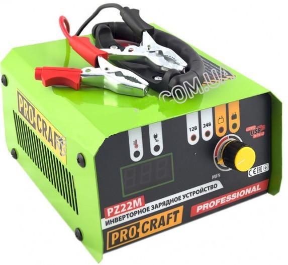 Инверторное зарядное устройство Procraft PZ-22M
