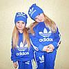 Детский Костюм   adidas  с шапокй