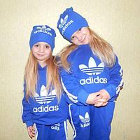 Детский Костюм   adidas  с шапокй, фото 1