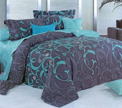 Постельное белье Океания бязь ТМ Комфорт-текстиль Евро, фото 2