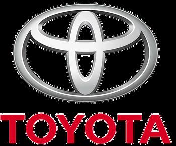 Автостекло Toyota