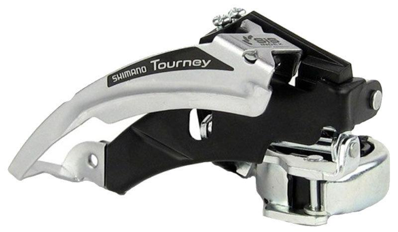 Переключатель скоростей передний Shimano FD-TY500 Tourney (адаптер 28,6 мм)