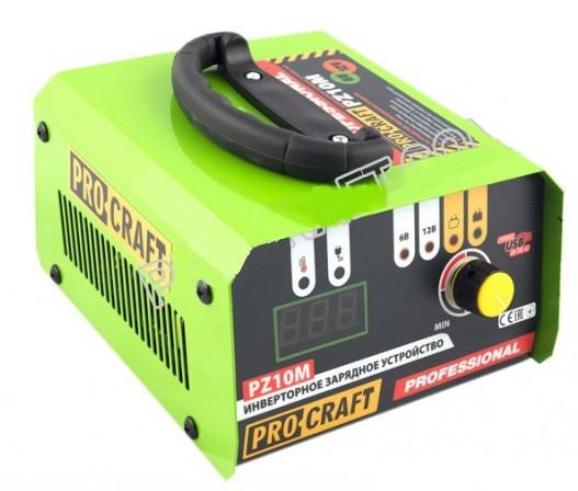 Інверторне зарядний пристрій Procraft PZ10M