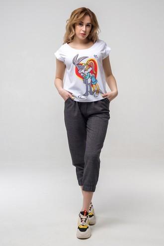Блуза Микки ПБМ 2222 белый