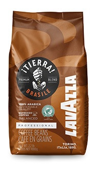 Кофе в зернах  Lavazza iTierra! Brasil ,  1 кг