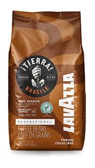 Кофе в зернах  Lavazza iTierra! Brasil ,  1 кг, фото 2