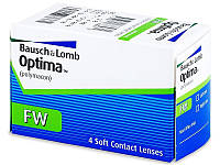 Линза контактная  Optima, Bausch and Lomb USA