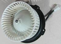Вентилятор (моторчик печки) отопителя в сборе с крыльчаткой Foton 1043, 1043-1, 1046, 1049