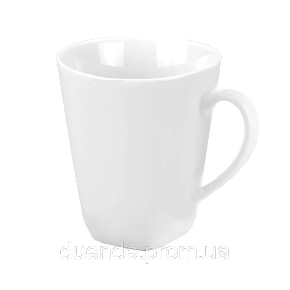 Чашка керамическая 347 мл., Белый, от 10 шт / su 88200706