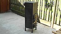 Печь буржуйка до 25 м2 / ручная работа, фото 1