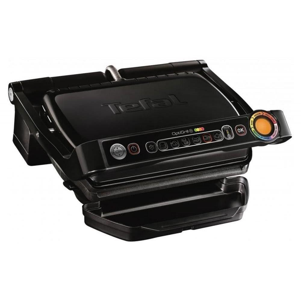 Электрогриль 2000Вт Tefal OptiGrill+ XL GC 7148SH