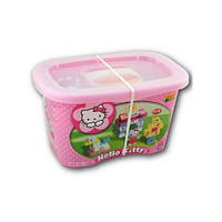 Конструктор  73 детали Hello Kitty BIG 86650