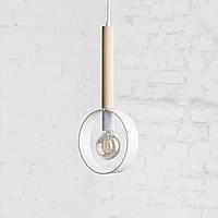 Светильник подвесной в стиле лофт loft белый Люстра современная дизайнерская