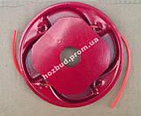 Катушка металлическая для бензокос, фото 2