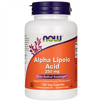 NOW Alpha Lipoic Acid 250 mg 120 vcaps
