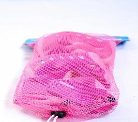 Детская защитная экипировка наколенники налокотники защита запястья цвета в наличие, фото 2