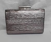 Вечерняя сумочка клатч на цепочке. Вечерний  клатч  ., фото 1