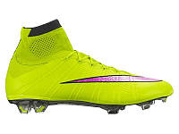 Футбольные бутсы Nike Mercurial Superfly FG Lime