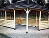 Решетка деревянная,Киев