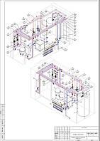 Проектирование котельных и сантехнических систем