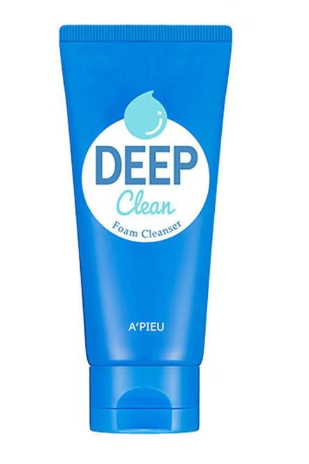 Глубоко очищающая пенка для умывания A'PIEU Deep Clean Foam Cleanser